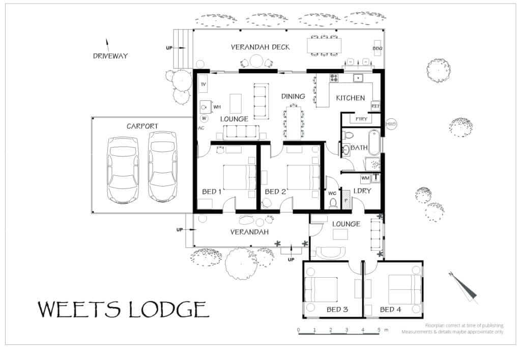 Weets Lodge
