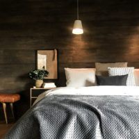 Relaxing bed at Hardwood House, Daylesford
